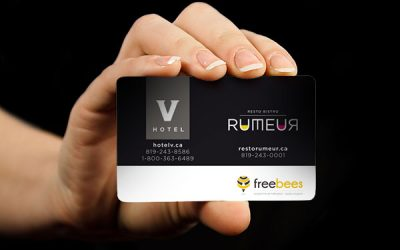 Freebees cards